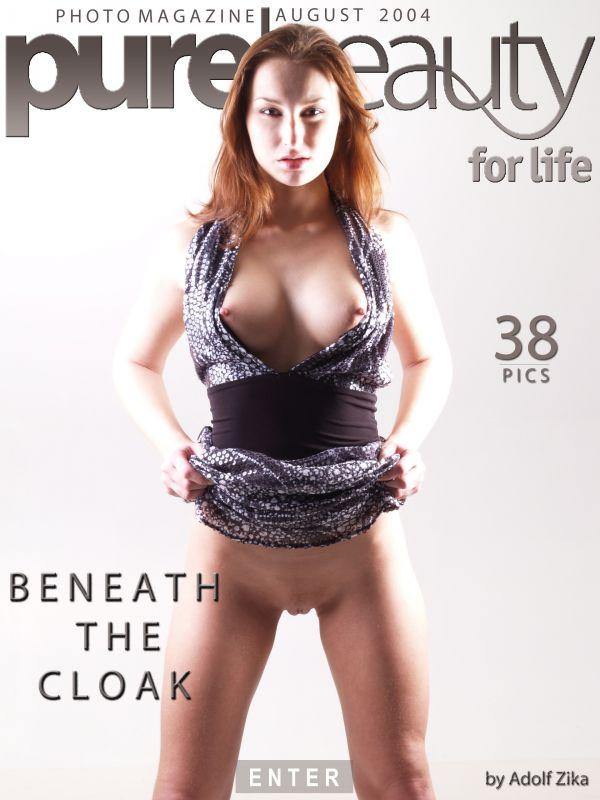 Eva M - Beneath the Cloack - (x38)