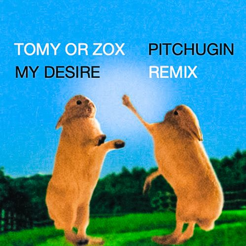 Tomy Or Zox - My Desire (Pitchugin Remix) [2019]
