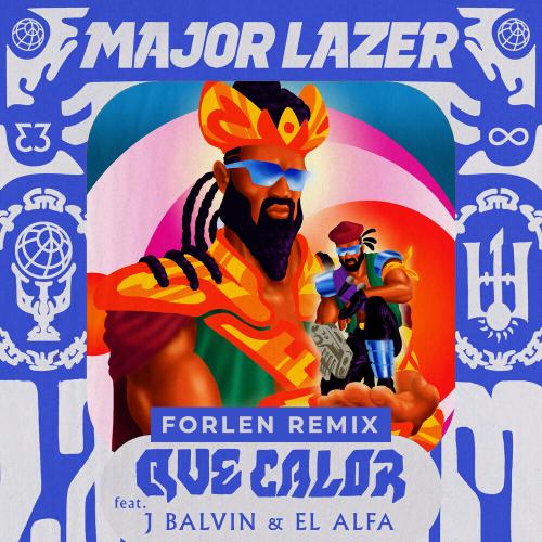 Major Lazer - Que Calor (feat. J Balvin & El Alfa) (Forlen Remix) [2019]