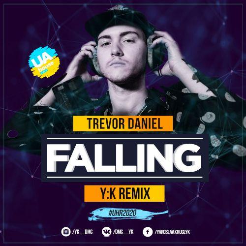 Trevor Daniel - Falling (Y:K Remix) [2020]