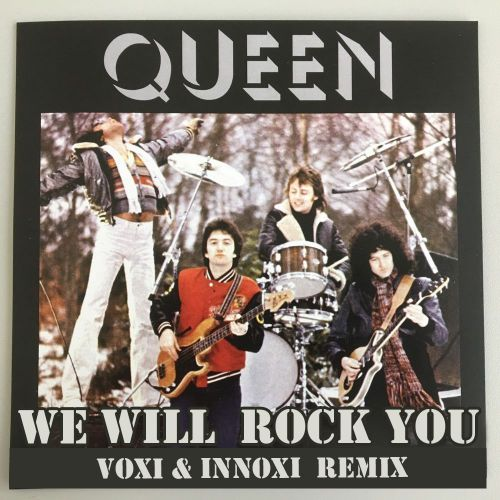 Queen - We Will Rock You (Voxi & Innoxi Remix) [2020]