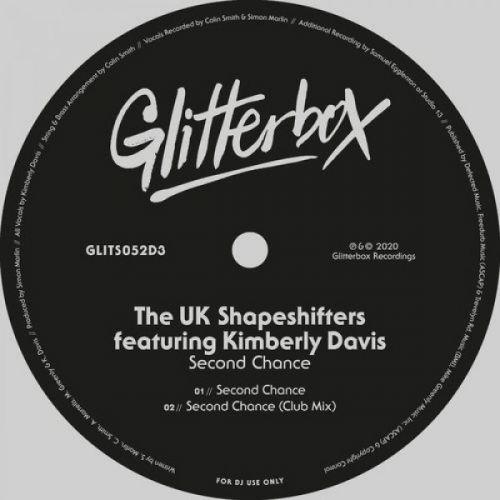 The Shapeshifters Kimberly Davis - Second Chance (Club Mix) [2020]
