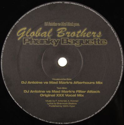 Global Brothers – Phunky Baguette [2001]