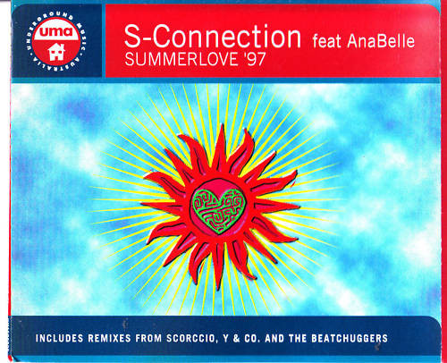 S-Connection Featuring Anabelle ‎– Summer Love '97 [1997]