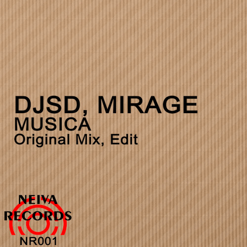 Djsd, Mirage - Musica (Original Mix; Edit) [2020]