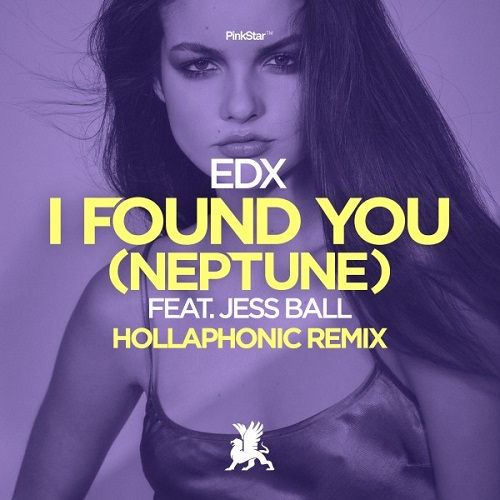 Edx Feat. Jess Ball - I Found You (Neptune) (Hollaphonic Remix) [2020]