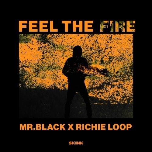 Mr.Black & Richie Loop - Feel The Fire (Alternative Mix) [2020]