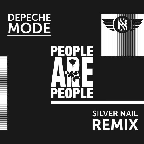 Depeche Mode - People Are People (Silver Nail Remix) [2021]