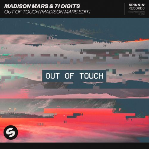 Felguk & Nuzb - Dance With Me; George Z & Mr. Sid - Wax On, Wax Off; Madison Mars & 71 Digits - Out Of Touch (Madison Mars Edit); Sagan x Heyem & Groozin - Dreamer; Kohen & Malarkey - Going Under [2021]