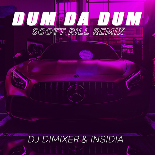 Dj Dimixer, Insidia - Dum Da Dum (Scott Rill Extended Mix) [2021]