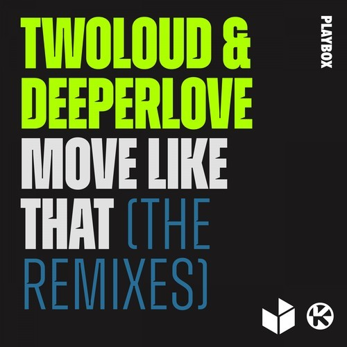 Twoloud & Deeperlove - Move Like That (Chester Young Extended Remix); Gino G - Live On (Extended Mix) [2021]