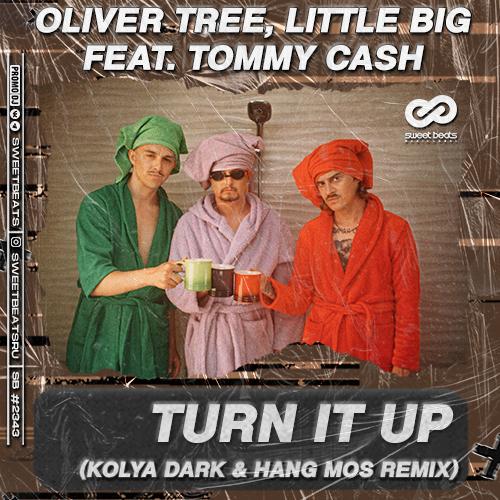Oliver Tree, Little Big feat. Tommy Cash - Turn It Up (Kolya Dark & Hang Mos Remix) [2021]